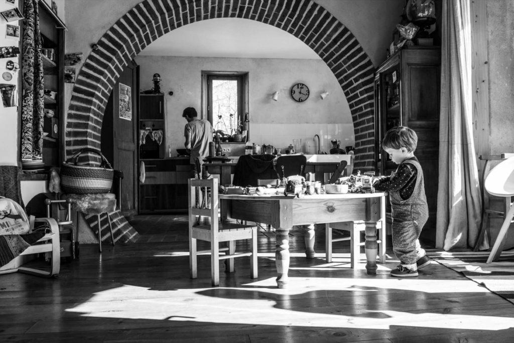 photographe famille maison couple valence drome