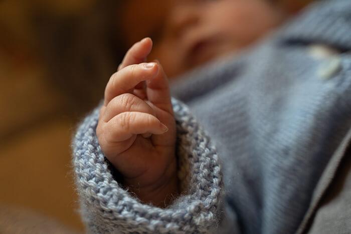 Photographe naissance bébé Crest Drome
