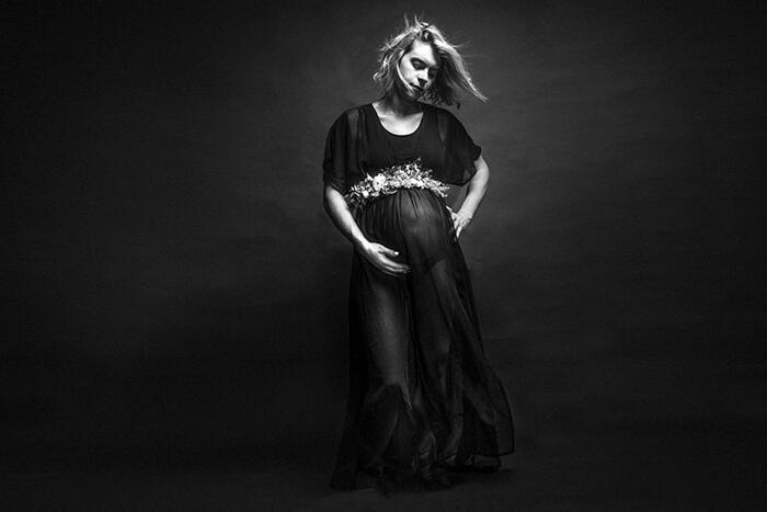 Photographe Dieulefit Studio Drome Grossesse enceinte et maternité, shooting photo